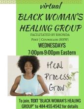 Black Women's Healing Group