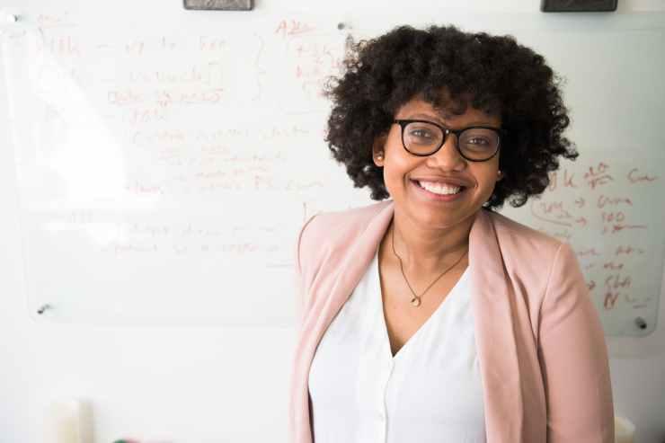 black woman smart