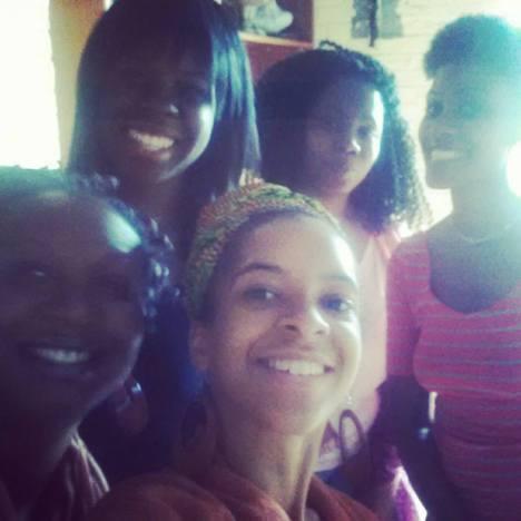 Black Woman's Healing Circle Group