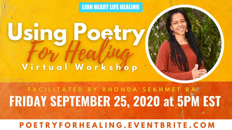Using Poetry For Healing September